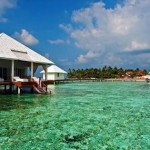 马尔代夫双鱼岛海滩温泉度假村酒店简介
