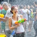 一年一度的泰国泼水节,你需要知道的五件事
