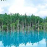 日本5大神秘水池,美到心碎