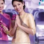 5月25日机票促销:泰国航空:上海直飞曼谷7天往返含税机票999元
